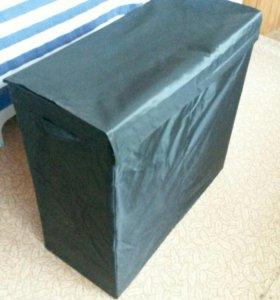 Короб для белья 63×66×30