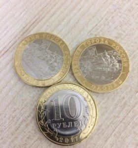Монеты,Олонец.