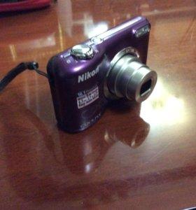 Фотоаппарат Nikon Coolpix l27