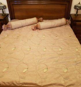 Покрывало для кровати 160×200