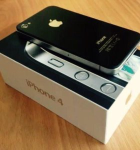 Продам iPhone 4 Black 32 Gb