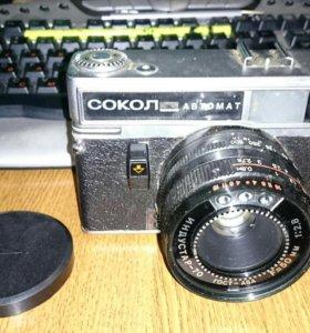 Фотоаппарат Сокол авто.