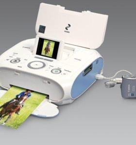 Принтер Canon pixma mini 260
