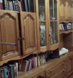 Стенка мебельная, 3 секции