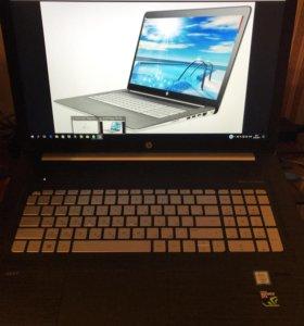 Ноутбук HP Envy-n107ur