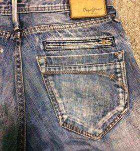 Джинсы Pape jeans London +бесплатно 2 поло+2 новых