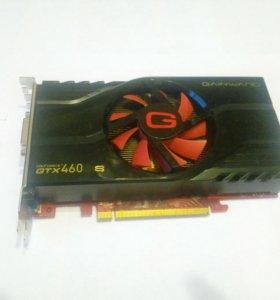 Видеокарта Nvidia GeForce GTX460