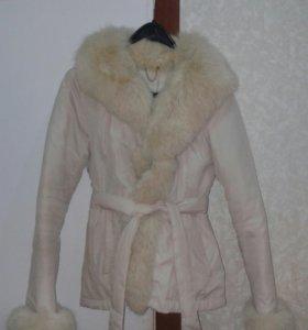 Куртка песец