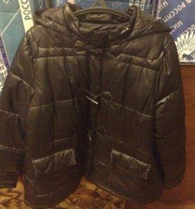 Утеплённая куртка 54-56 размера