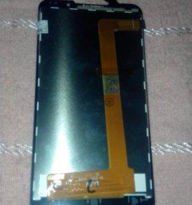 Дисплей для HTC 516 с тачскрином