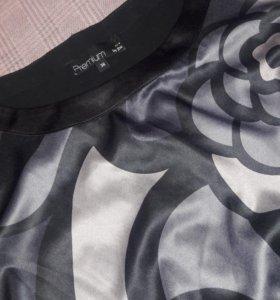 Чёрное платье (42 р.)