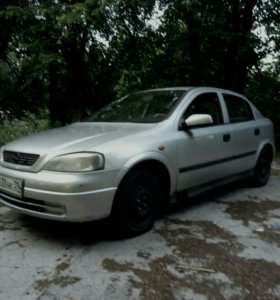 Opel Astra g, 1998 г.