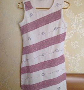 Платье для девочки 10-11лет