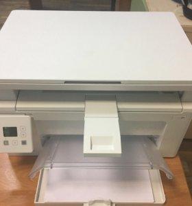 Принтер Laser Jet Pro MFP 132a