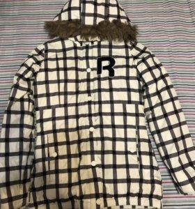 Куртка/пуховик Reebok