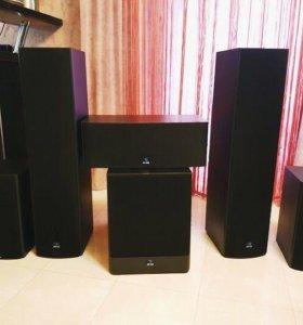 Комплект акустики JMLab Chorus 5.1 system