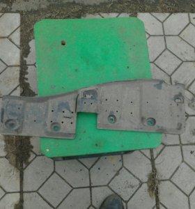 Пластик днища КиаПроСид