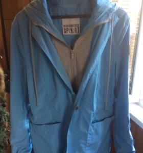 Куртка-ветровка-пиджак