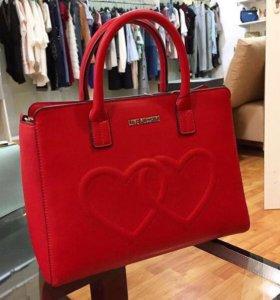 Moschino сумка новая оригинал