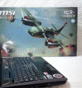MSI GX 60 Destroyer