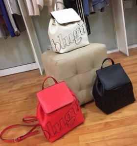 Blumarine рюкзаки новые