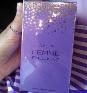 AVON Femme Exclusive + каталог в подарок