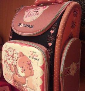Рюкзачок школьный с ортопедической спинкой