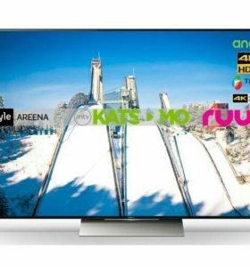 "Телевизор Sony 65"" 4K smart-TV KD65XD7505baep"