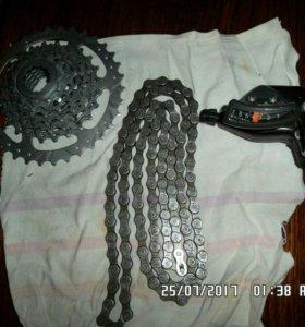 Набор зип к велосипеду