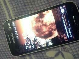 Samsung Galaxy star advance