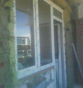 Балконная группа veko