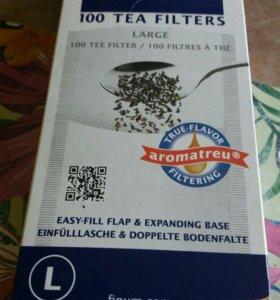 Фильтр-пакетики для заваривания чая