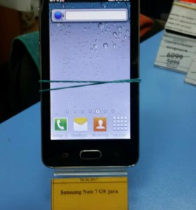 Samsung Note 7 G9 java