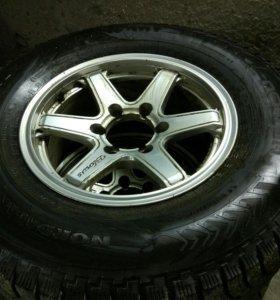 Колеса 255/70R16