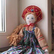 кукла царевна