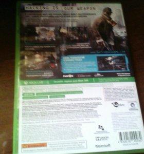 Watch Dogs на Xbox360