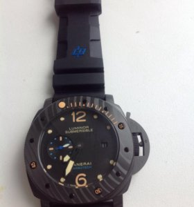 Часы Panerai Submersible carbotech
