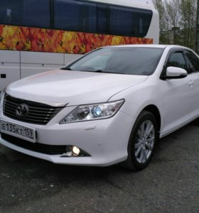 Toyota Camry 2.5 AT, 2012