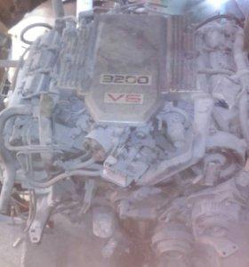 Двигатель хонда инспаер 3200 с навесным контрактны