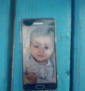 Samsung a5 2016 new black edition