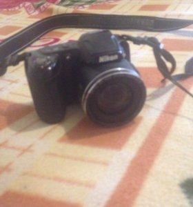 Камера Nikon coolpix L810 Black