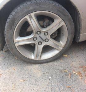 Колеса на Toyota r17