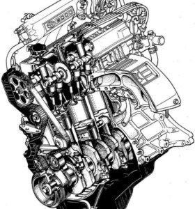Двигатель 4-s, от а\м Тойота.