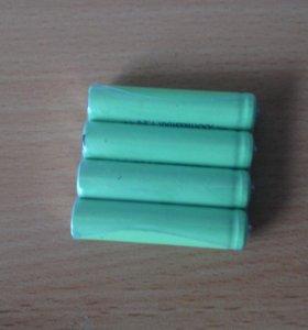 Мезинчиковые аккумуляторы