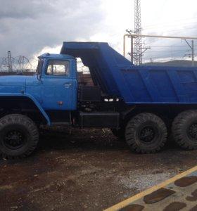 Продается самосвал Урал 583100 на шасси 55571-40, 2005 г. в