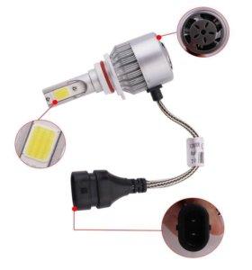 Освещение автомобиля светодиодные лампы H7