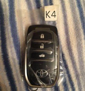 Смарт-ключ Toyota Camry V50
