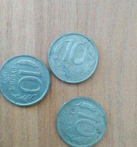 Монеты отдам