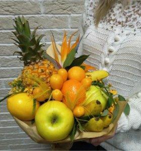 Букет тропический фруктовый