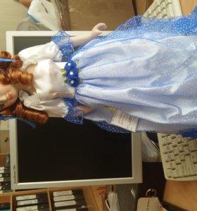 кукла светильник дюймовочка 45см